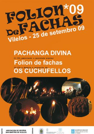 Cartel do Folión de Fachas